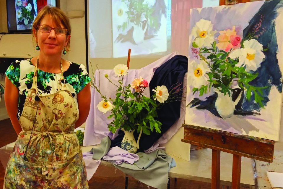 Buzz of new activity for Ringwood artists